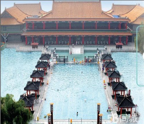 北京九华温泉